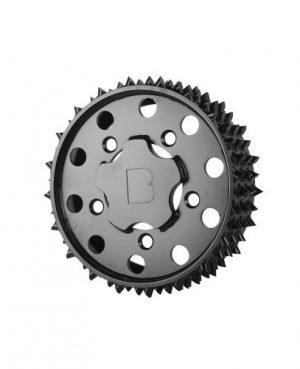 Outer feed roller H415 Black Bruin 20mm RH