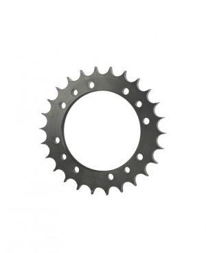 Measuring wheel 161x100 Z26 W Ponsse