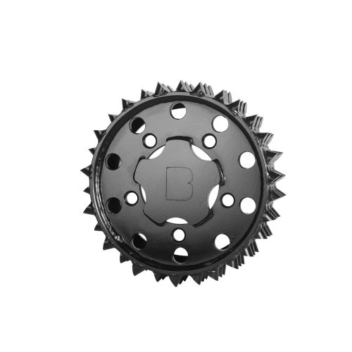 Outer feed roller H415 Black Bruin 27mm LH