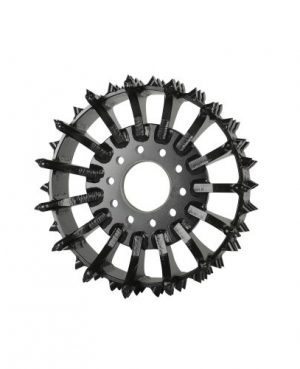 Outer feed roller H414 MTH 20mm RH (BM000061)