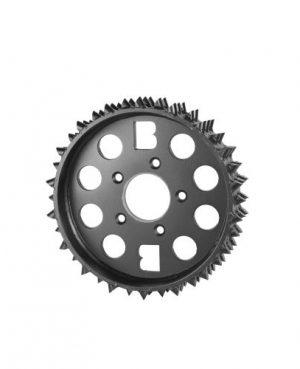 Outer feed roller Komatsu 350/C93 20mm RH (BM000678)