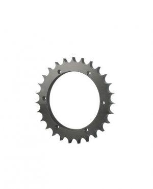 Measuring wheel 163x109 Z27 W Log Max (BM001043)