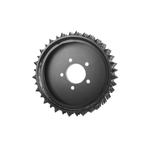 Outer feed roller Rottne EGS 595 20mm RH (BM001223)