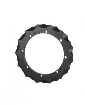 Measuring wheel 159x110 Z27 SC JD 745 (BM001715)
