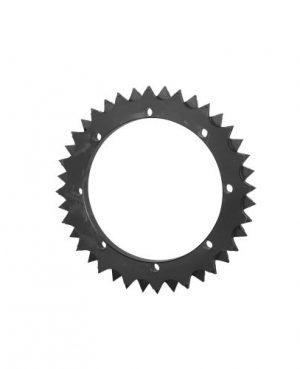 Measuring wheel 159x110 Z20 SL JD 745 (BM001716)