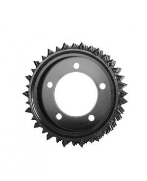 Outer feed roller Rottne EGS 706 24mm RH (BM001722)