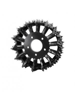 Outer feed roller H413 MTH 20mm RH (BM001912)