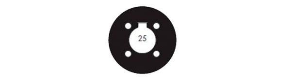 C12-404 Drive Sprocket