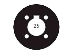 C16-404 Drive Sprocket